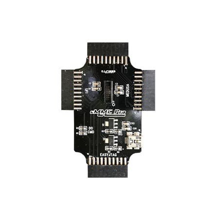 eMMC Socket - Only (Without eMMC BOOSTER!) All in one SUPPORTS BGA -  153/169, BGA -162/186 - 529 - 221 CHIP