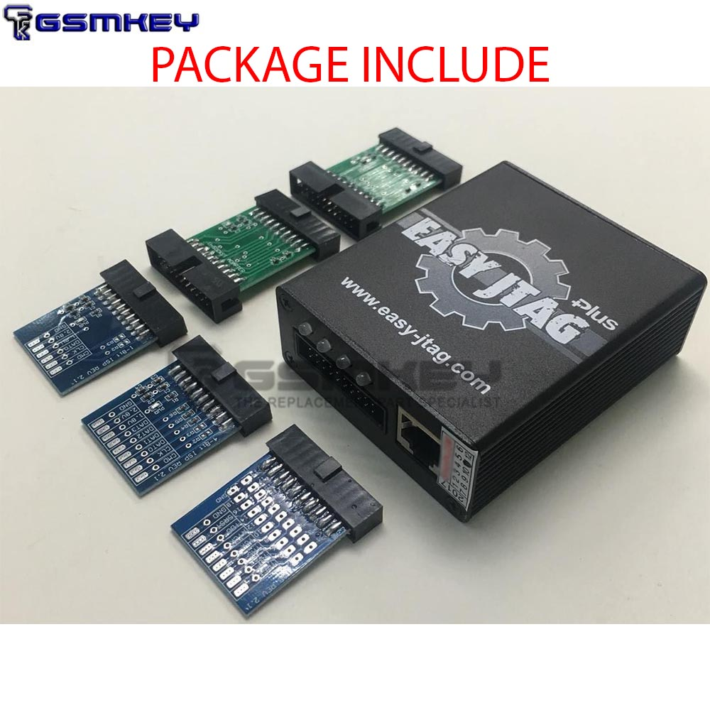 Z3X Easy-Jtag Plus Lite Set for Phone Boot Repair Data Recovery and SPI Memory Programming