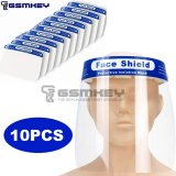 10 PCS Face Shield with CE FDA Certificate