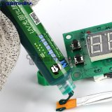 10ML GREEN UV SOLDER MASK BGA PCB PAINT PREVENT CORROSIVE ARCING Soldering Paste Flux PCB UV Photosensitive Inks