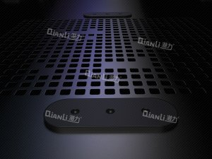 QianLi ToolPlus 3D Black Stencil For iPhone 6 Communication Base Band Module