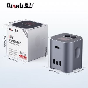 Qianli IUV Intelligent UV Curing Lamp Green Oil UV Lamp