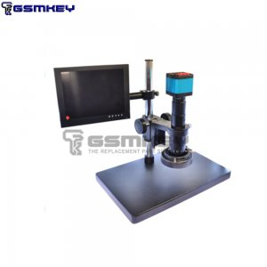14MP HDMI HD USB Digital Industry Video Microscope Camera Set with Big Boom Stereo Table Stand