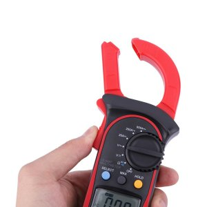 Uni-T UT202A Auto-Ranging AC DC 600 Amps Auto/Manual Range Digital Handheld Clamp Meter Multimeter Test Tool