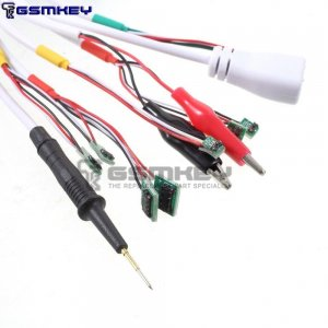 W103+ Professional Repair DC Power Cable for iPhone 4 - X & Android