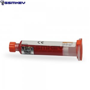 10ML RED UV SOLDER MASK