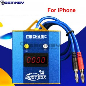 iBoot Box Power supply cable repair boot line motherboard repair for iPhone Mobile phone power supply test line