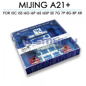 Mijing A21+ for i5c i5S i6G i6p i6S i6SP SE 7G 7P 8G 8P XR high precision anti static anti-skid multi-purpose engine maintenance fixture