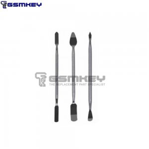 3pcs Stainless Steel spudger Case Pry Opening Tool For iPhone iPad