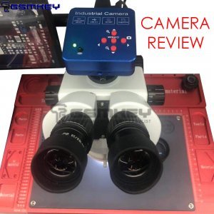 GSMKEY Professional Stereo Microscope Camera (Only Camera)