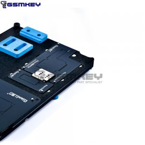 Qianli 6in1 Reballing Platform Double-Sided Use Desoldering Maintenance Positioning For Phone X/XS/XS MAX/11/11PRO/11PRO MAX