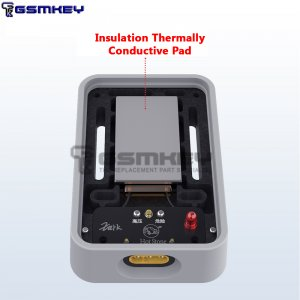 MEGA-IDEA HOT STONE GLUE REMOVAL THERMOSTATIC HEATING STATION FOR IPHONE 7-11PROMAX