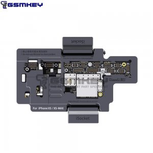 QianLi ToolPlus iSocket Logic Board Joining Test Fixture For iPhone Xs / Xs Max