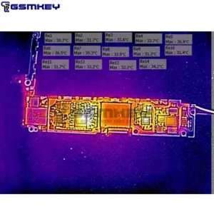 Infrared Thermal Imaging Analyzer Circuit Board Fault Diagnostic Instrument