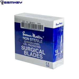SN 15c - Scalpel Blades - Box of 100  (non sterile)
