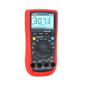 UNI-T UT61B Modern Auto Power off LCD Backlight DMM Digital Multimeters W/ Temperature Test